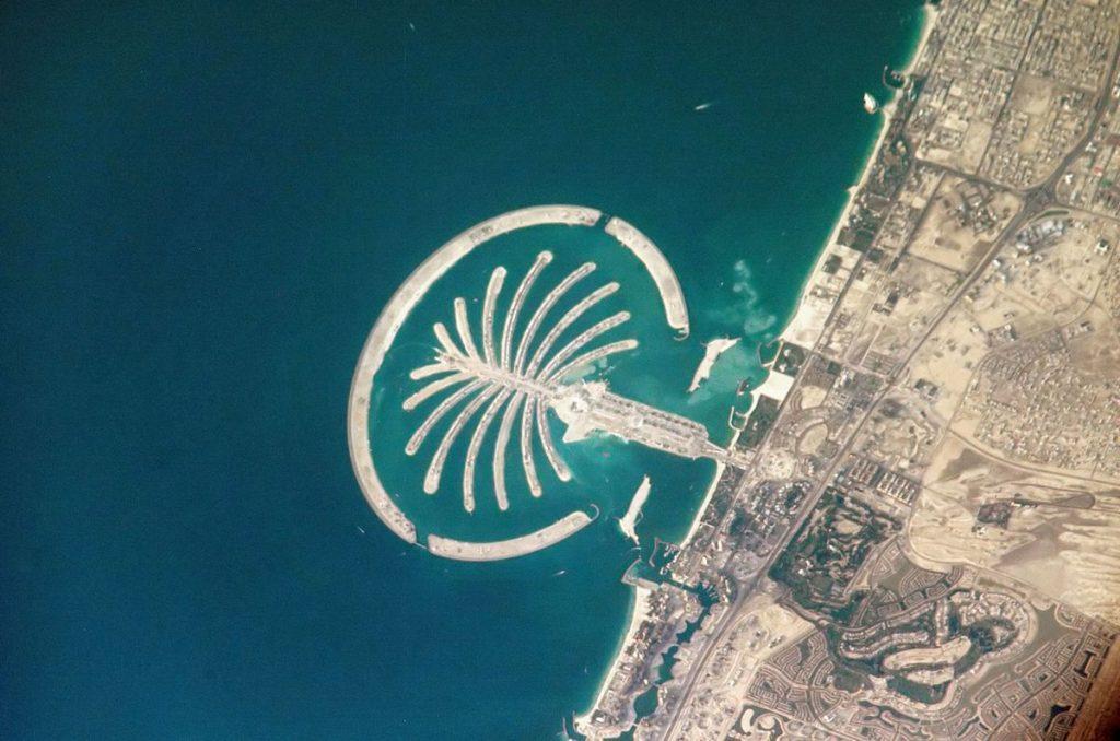 Palm Jumeirah, Dubai-Artificial islands