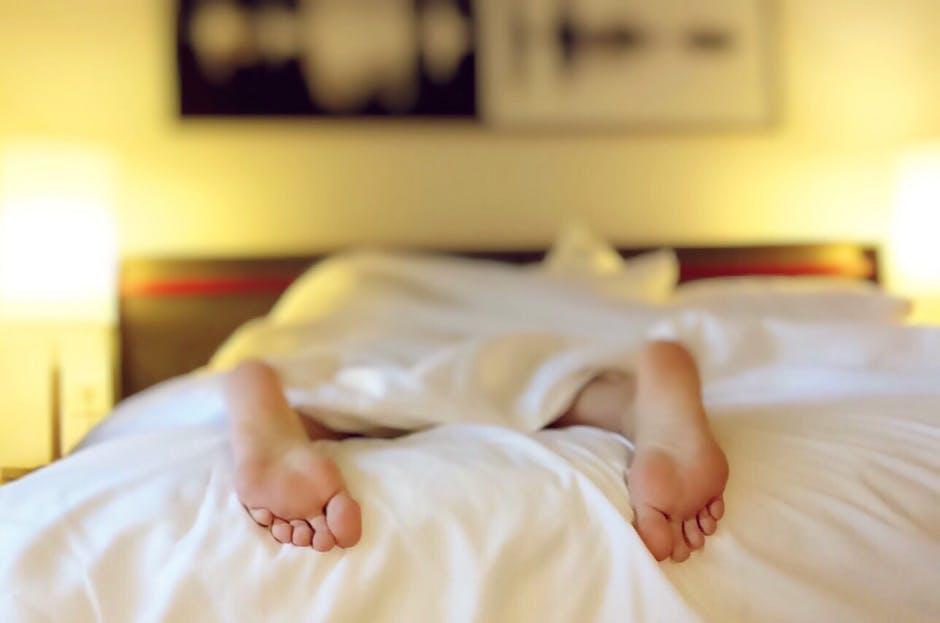 sleep-benefits of sleeping