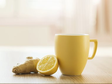 Ginger tea - Natural Home Remedy for Arthritis Pain