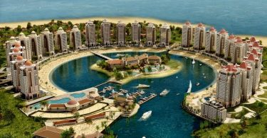 the pearl quatar-artificial islands