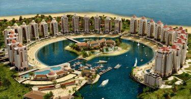 the pearl quatar-artificial islands