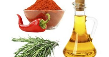 Spicy rub - Natural Home Remedy for Arthritis Pain
